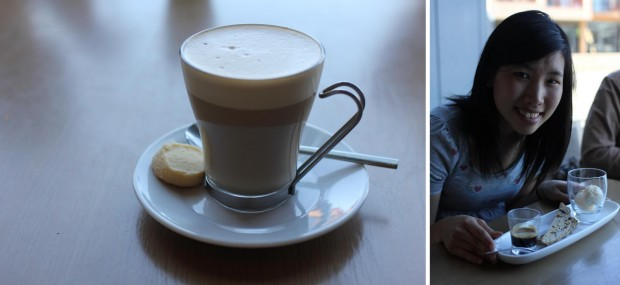 Long Black, Flat White, Cappuccino, Affogato...oh my!