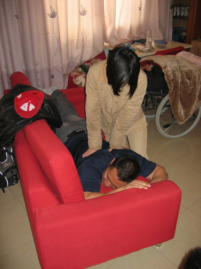 Portrait of Shanghai: an orphanage's perspective