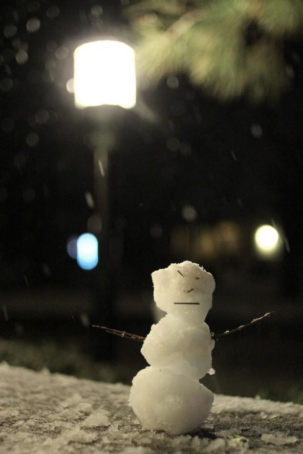 CEC Family Retreat: Snow!