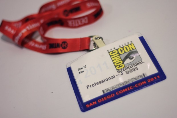 San Diego Comic Con: Preview Night