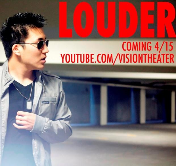 Vision - Louder (music video) teaser