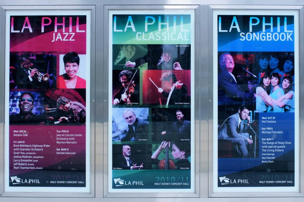 LA Eats 2011: Walt Disney Concert Hall